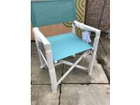 Batang outdoor table & chairs