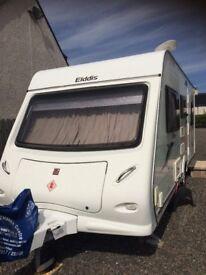 Elddis Breeze 495 caravan 2010
