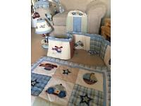 Boys nursery set