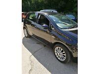 Fiat Grande Punto Dynamic Black 1368cc Petrol