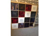Ikea Kallax storage & Lekman boxes (14)