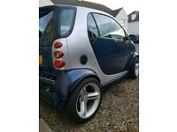 2005 Smart ForTwo 0.7 turbo Brabus!! MAY SWAP OR PART EX CASH EITHER WAY