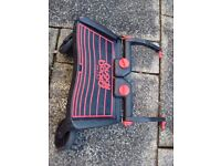 Mini Lascal buggy board for buggy / pram (alternative to double buggy)
