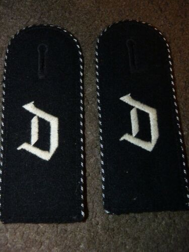 Elite Deutschland shoulder boards
