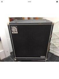 Ampeg SVT-HE 4x10 speaker cab