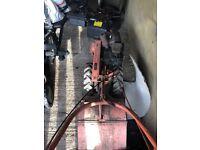 Howard gem rotorvator spares or repairs