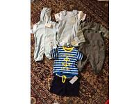 Baby boy summer bundle 3-6 months
