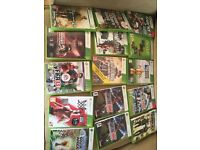 Loads of Xbox games for saleas upgraded to Xbox 1 URGENT SALE and buyer to collect
