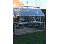 8ft X6ft greenhouse for sale
