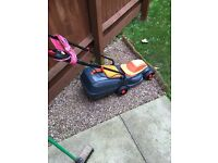 **** Lawn mower 11 months old**** £15