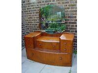 FREE DELIVERY Vintage Dresser Retro Furniture 2