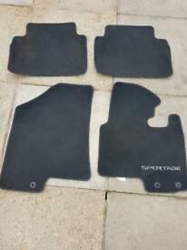 Kia Sportage car mats