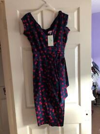 Size 8 cherry dress