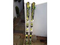 140cm junior skis