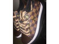 Louis Vuitton's shoes