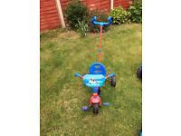 Postman Pat tricycle