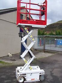 Lifting platform HY-Brid electric powed