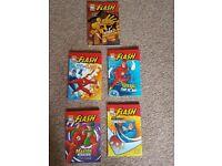 flash comic books