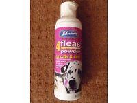 Johnsons 4Fleas Flea Powder For Cats & Dogs - 85g