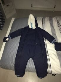 NEW WITH TAGS ABSORBA SNOWSUIT