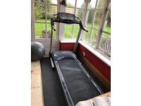 Bremshey sports treadline treadmill