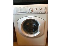 Washing machine white