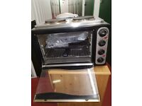 Table Top Electric Cooker / Oven Grill / Rotisserie | £40 ONO