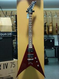 Guitare Jackson Flying V