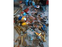 WAREHOUSE CLEARANCE OF SECOND HAND TOOLS