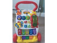 Vetch baby walker excellent condition