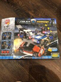 Block Tech - New - Lego