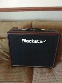 Blackstar all valve guitar combo.