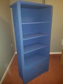 Upcycled bookcase - free