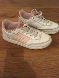 Adidas size 13 trainers