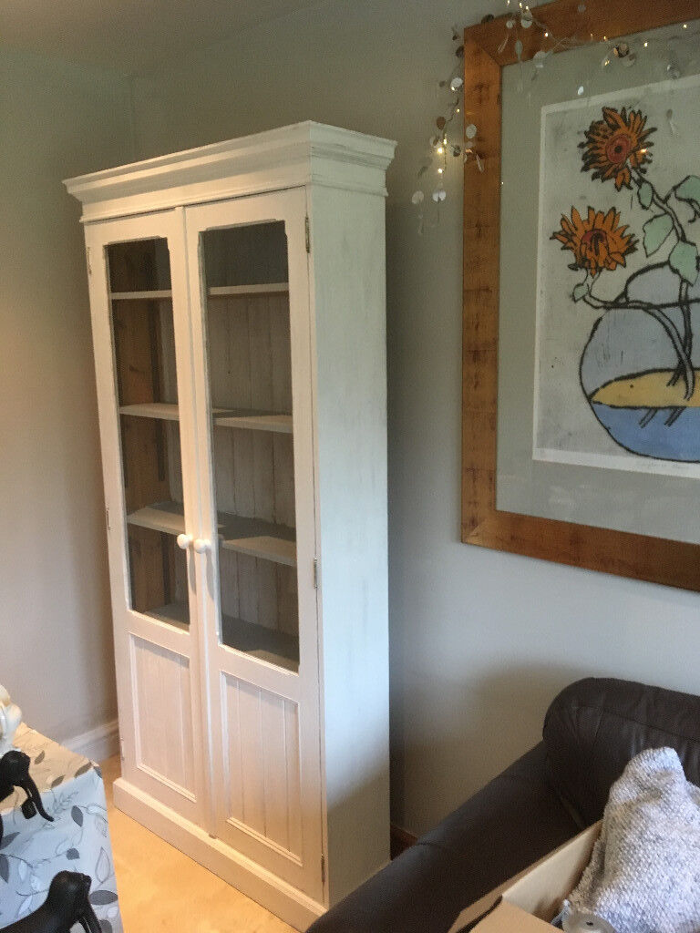 Painted Pine Dresser/Bookcase Oldland Common