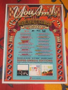 YOU AM I  -  2013  AUSTRALIAN  TOUR  -  PROMO COUNTER TOUR POSTER