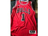 Genuine Chicago bulls vest