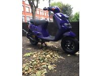 Piaggio zip mk1 SP moped / scooter with 172 cc engine RARE!