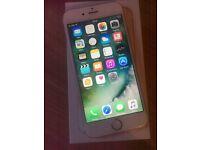 IPhone 6s 16gb rose gold apple warranty