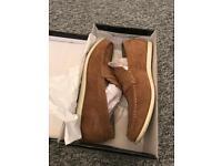 Men's Tan shoes size 10
