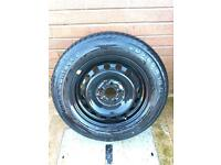 MERCEDES VITO 2014 BRAND NEW CONTINENTIAL TYRE & RIM COMMERCIAL 205/65/16