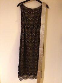 Tiffany rose dress size8
