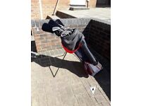 FULL SET OF HOWSON GOLF CLUBS