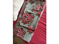 Starter set king size bedding X 4 floral girly