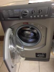 Hotpoint washer machine and dryer
