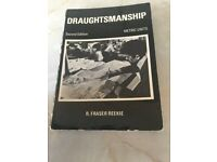 Paperback non-fiction book - Draughtsmanship - 2nd edition- metric units