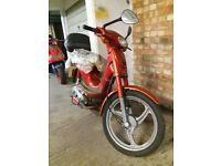 Piaggio Velofax 49cc Skinny Scooter