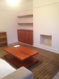 Great one double bed flat, kingston, easy access trains, hospital, town centre,