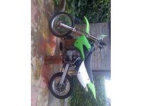 2004 kx 85 swb
