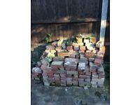Old Reclaimed / Second-hand Stock London Bricks